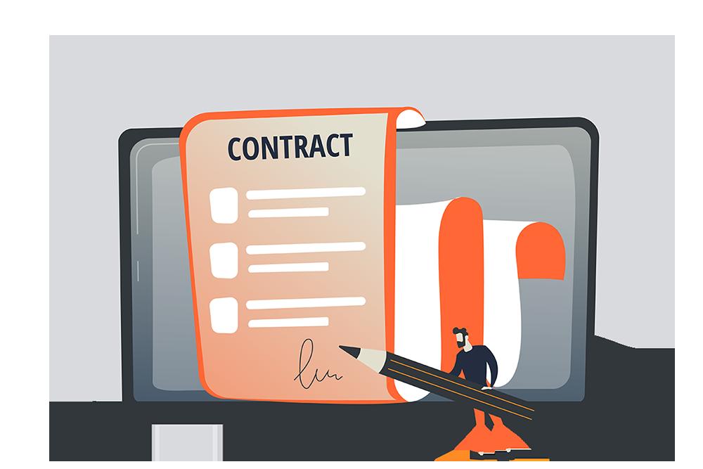 Contractbeheer software Luna